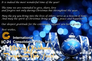 ICPI CHRISTMAS GREETING 2014